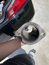 exhaust extension pipe