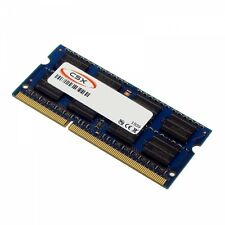 8GB, 8192MB NOTEBOOK MEMORIA RAM SODIMM DDR3 PC3-10600, 1333 MHz 204 pin