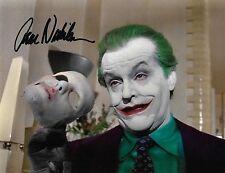 "Jack Nicholson ""Joker - Batman (1989)"" Autographed 8.5 x 11 Signed Photo COA"
