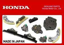 ORIGINALE Honda TIMING CHAIN kit+oil POMPA CATENA KIT ACCORD CIVIC CRV 2.2 CTDI N22A