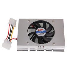 """HDD Hard Disk Drive Cooler Cooling Fan Heatsink 3.5"""""""