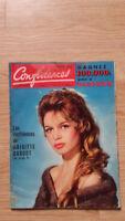Confidencias - N º 548-1958 - Las Confidencias De B.B Brigitte Bardot