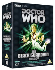 Doctor Who: The Black Guardian Trilogy DVD (2009) Peter Davison ***NEW***