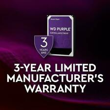 WD Purple TM Surveillance Hard Drives 1-12TB HDD SATA 6 Gb/s 256MB AllFrame Lot