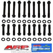 ARP 154-3603 Cylinder Head Bolt Kit - Ford 351W Hex Head