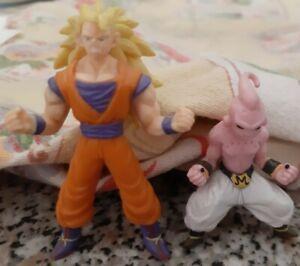 Dragonball Z Statue Action Figure Goku Super Sayan 3 e kid Bu Orig. #ebayheroes