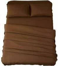 Sonoro Kate Bed Sheet Set Super Soft Microfiber 1800 Thread Count, KING