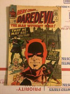 Daredevil 9 Marvel 1969 Vintage