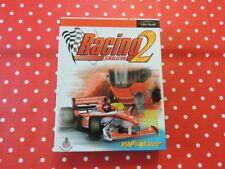Racing Simulation 2 PC Spiel in BIG Box mit Anleitung - Formel 1
