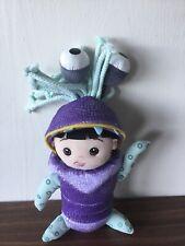 "Disney Parks Monsters Inc Movie 12"" BOO Plush Stuffed Animal Girl Doll Costume U"