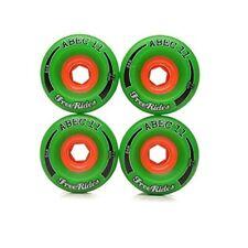 ABEC 11 77mm Freeride Skateboard Longboard Wheels 84a