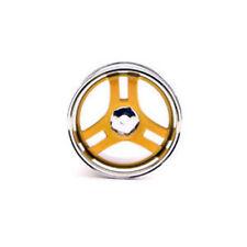 Pièces et accessoires voitures jaunes pour véhicules RC
