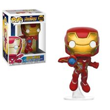 Funko Avengers Infinity War Marvel Iron Man 26463 Pop Bobble Collectible Figure,