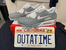 "Air Max 90 ""Nike Mag"" @billboardwalking Size 9 Custom Back To The Future"