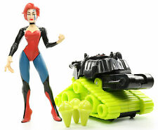"X-Men Secret Weapon Force JEAN GREY 5"" Action Figure Marvel ToyBiz 1998"