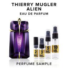 Thierry Mugler Alien For Women EDP Perfume Sample Vial Travel Size Spray Terry