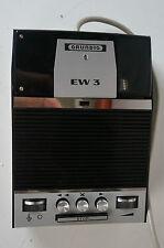 Grundig EW3 Wiedergabe Gerät f. Diktiergerät 70er Jahre m. Band top Vintage