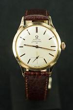 Omega Seamaster 30 Men's 18K 0.750 Solid gold Manual Watch cal 269