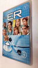 E.R. Medici  in prima linea DVD Serie TV Stagione 9 Disco 5 Episodi 4