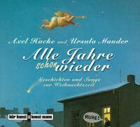 ALLE JAHRE SCHON WIEDER-GESCHICHTEN UND SONGS ZUR  CD NEU HACKE,AXEL/MAUDER