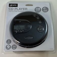 CD Player With FM Radio GPX UNOPENED