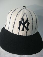 NY Yankees American Needle 1918 Fitted Hat Cap 7 Cooperstown Collection