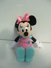 Minnie Mouse Pink Dress and Blue BOOTS 22cm