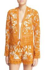TORY BURCH Kerry Valencia Crochet Jacket Size 0 NWT $995