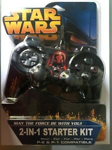Star Wars Episode III - Manette Darth Vader - PS1&2