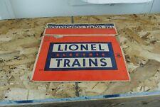 Lionel 450 Signal Bridge box only
