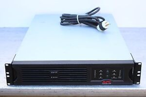 APC Smart-UPS 2200 (SUA2200RM2U) UPS System (NO BATTERIES)