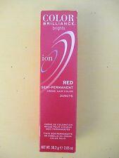 ION COLOR BRILLIANCE BRIGHTS Semi-Permanent Creme Hair Color 2.05oz YOUR CHOICE!