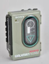 Sony Walkman WM-F35 Sports Walkman FM AM - Farbe Grün - Green