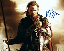Viggo Mortensen 8x10 Signed Photo Autograph Picture with COA