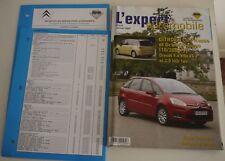 Revue technique l'expert automobile 479 Citroen Picasso 10/2006-> diesel 1.6 2.0