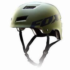 Brand New Fox Transition Hard Shell Small Fastigue Green Mtb Bike Helmet