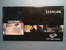 Genuine Lexmark C5222MS Magenta Toner Cartridges for C522 C524 C530 C532 C534
