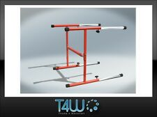 T4W Universal paint painting rack type H automotive auto body stand