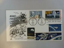Apollo 11 - Man's First Landing on the Moon First Day Cover RARE