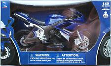 NewRay - Yamaha YZF-R1 2008 blau 1:12 Neu/OVP Motorrad-Modell