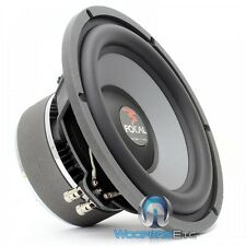"FOCAL 27V2 SUB 11"" 600W DUAL 4-OHM POLYGLASS SUBWOOFER CLEAN BASS SPEAKER NEW"