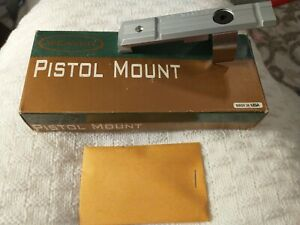 Ruger Redhawk Scope Mount Base ~Stainless~Weaver  48648 #308S NEW