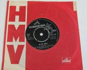 "Mike Berry & The Innocents  – On My Mind 1964 UK  Joe Meek 7"" PLAYS EX+ LISTEN"
