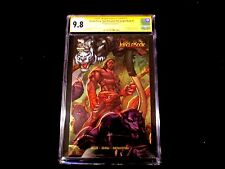 GFT Presents Jungle Book #1 - CGC 9.8 Garza Cover - SS Signed by Garza!