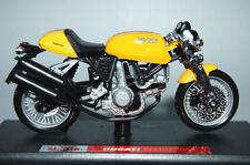 Maisto Ducati Plastic Contemporary Diecast Motorcycles & ATVs