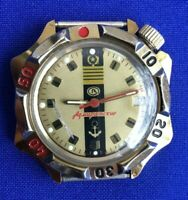 Mechanical watches Vostok Commander production of the USSR