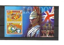 Singapore - MS - 2000 Stamp Show - MNH