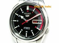 SEIKO 5 SNK375 SNK375K1 21 Jewels Automatic 30m Water Resistance !