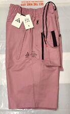 Nike NikeLab ACG Deploy Cargo Shorts 923949-678 Elemental Pink Size Large