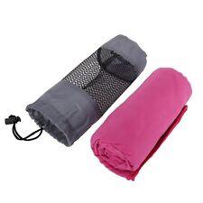 Microfiber Towel | Large Travel Bath Sports Beach Gym Swimming Camping Towel Kit